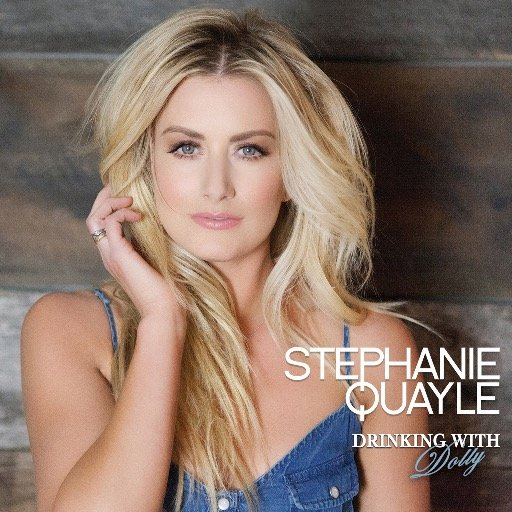 d5d7e991833a4 Introducing Stephanie Quayle and her new Single 'Drinking With Dolly ...
