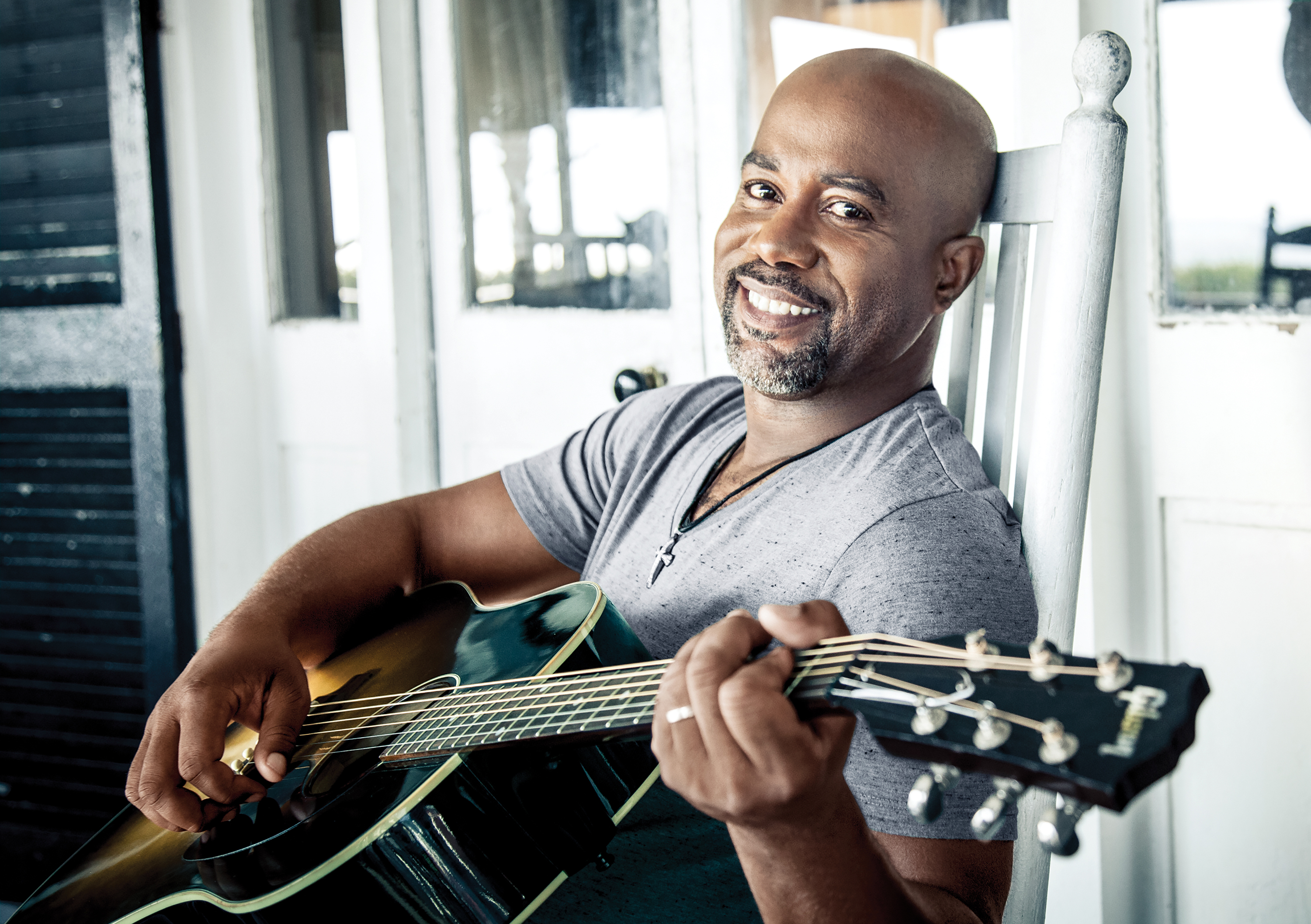 Darius Rucker Steals The Show At C2c Festival Building Our Own