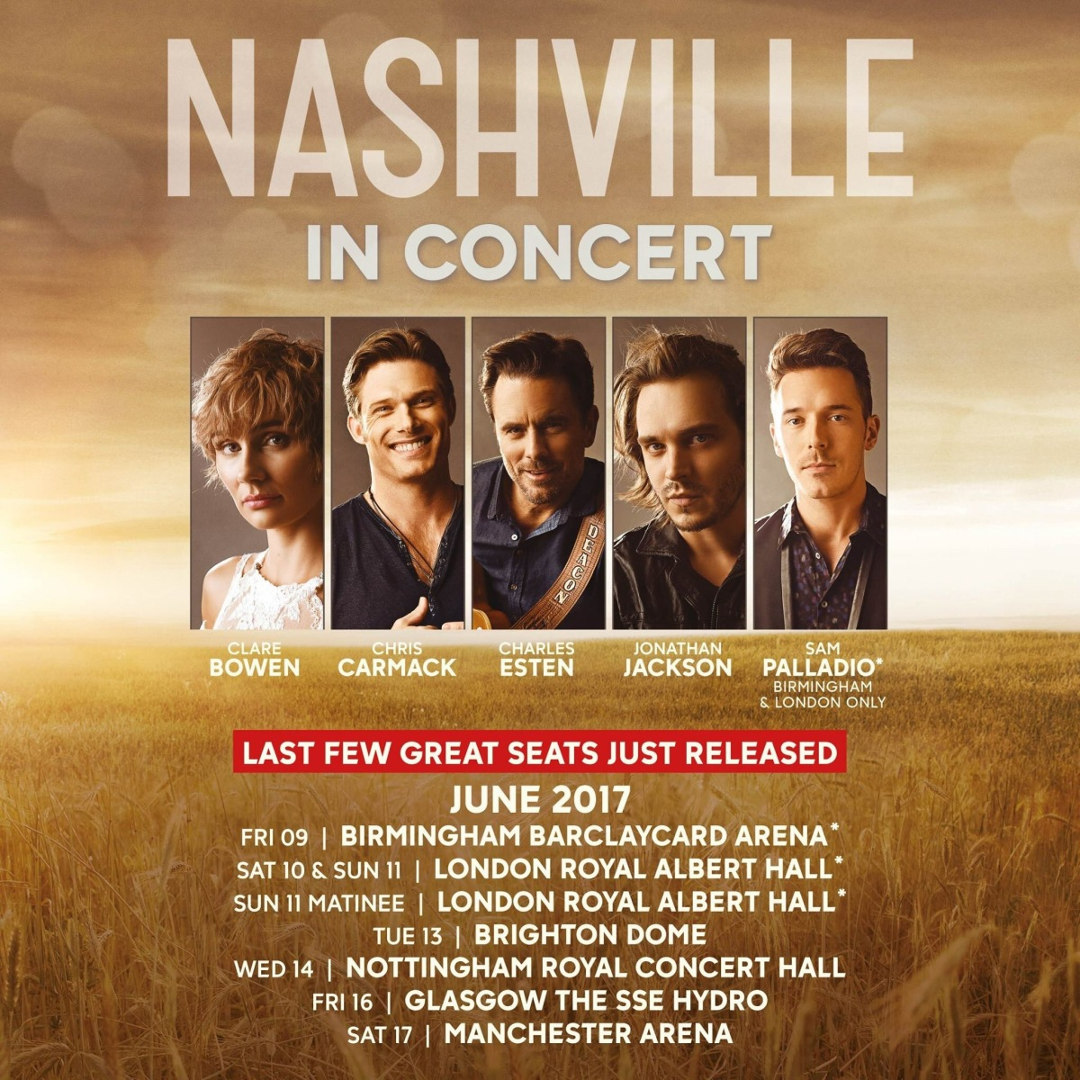 Nashville Live In Concert At The Royal Albert Hall - Review
