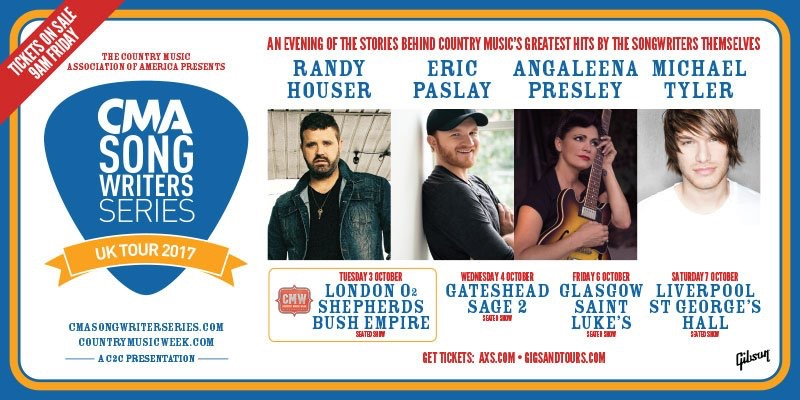 COUNTRY MUSIC WEEK – MORE ARTISTS & EVENTS ANNOUNCED – Building Our