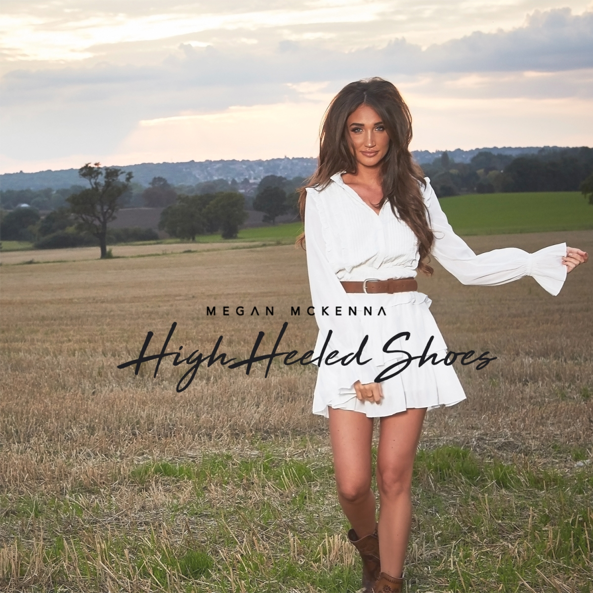 Megan McKenna - High Heeled Shoes/Far Cry From Love - Single Review