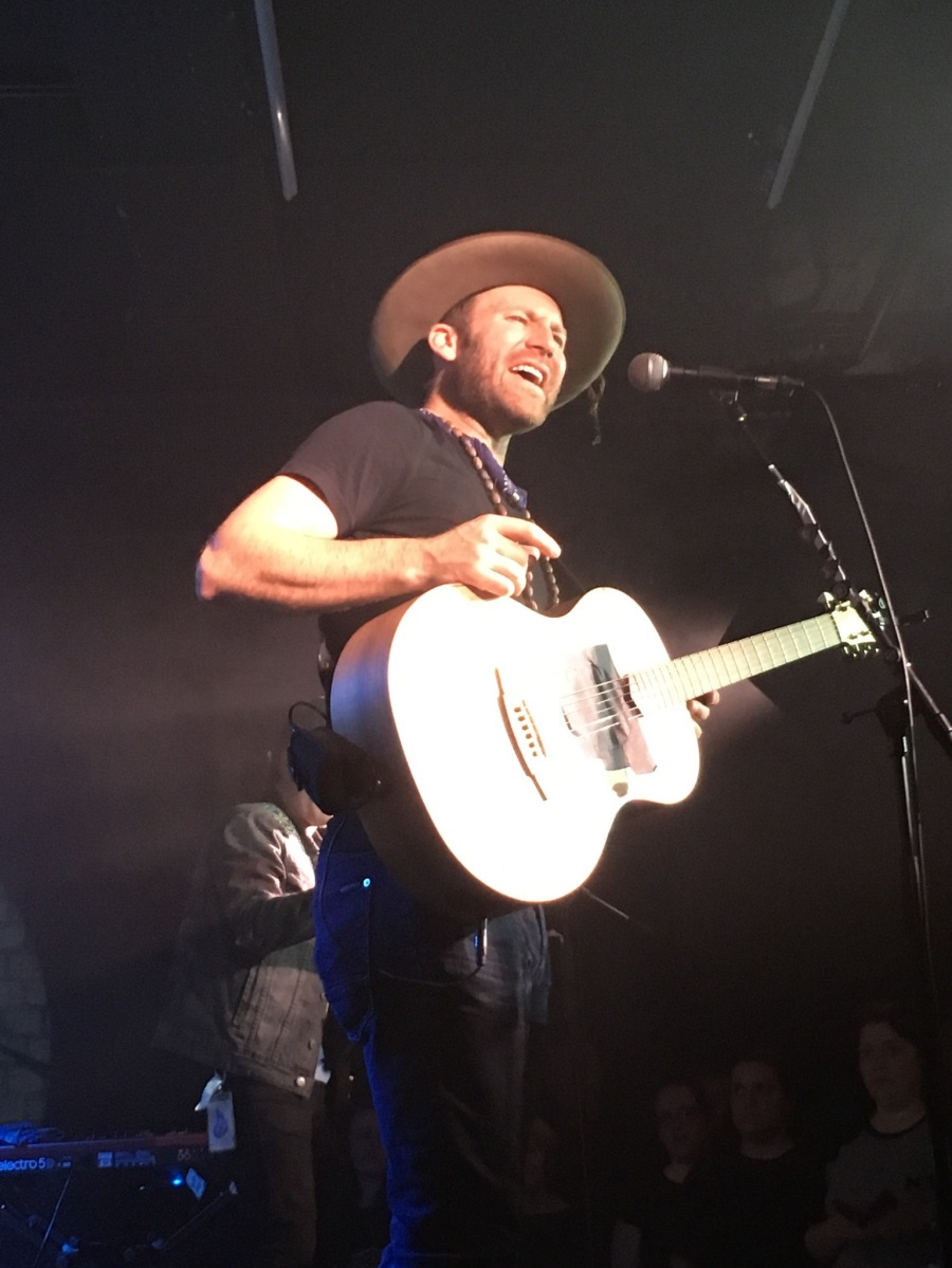 Interview: Talking to Drake White about being in the UK, music, The Big Fire and more