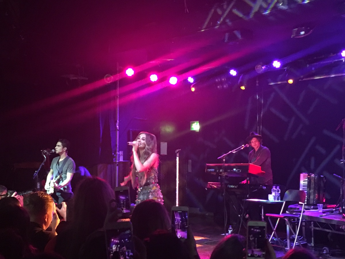 Megan McKenna - Live at The Scala London - Review
