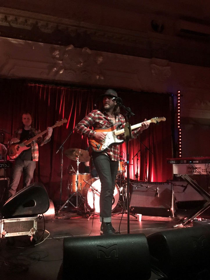 The Texas Gentlemen - Live at Bush Hall - Credit Chaz Brooks
