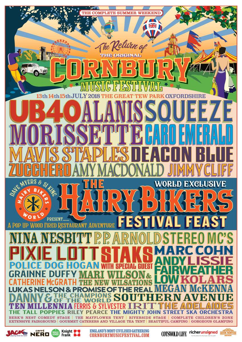 Cornbury Festival - Country music, an all - female line up, a wonderful atmosphere and more - Live Review