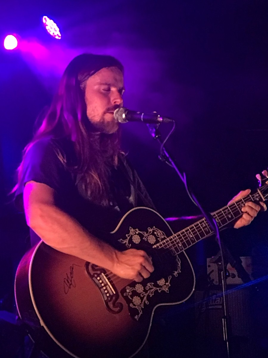 Lukas Nelson & Promise Of The Real -- Live at The Garage, London  ****