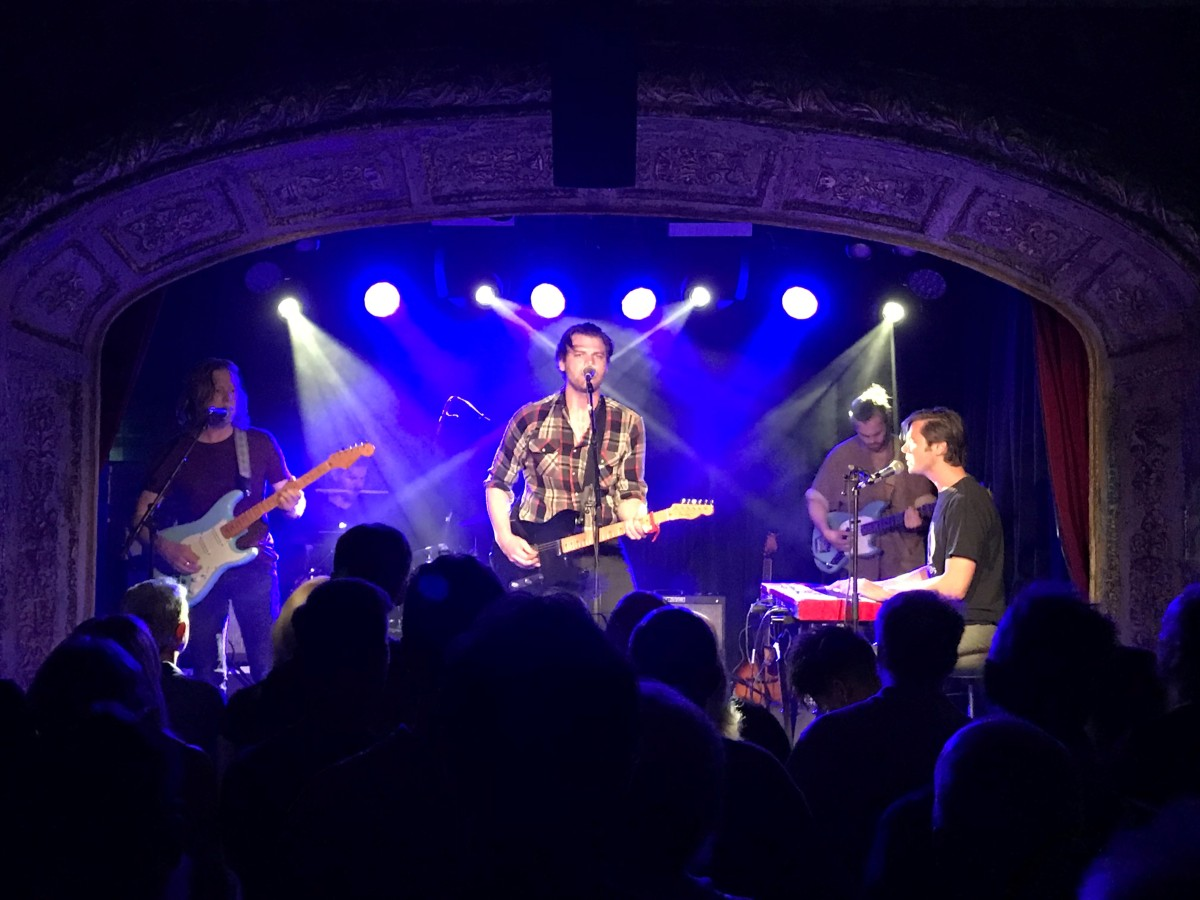 Sons Of Bill - Live in London  **** - Live Review