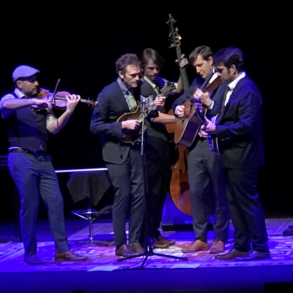 Punch Brothers – EFG London Jazz Festival -- Live Review  *****