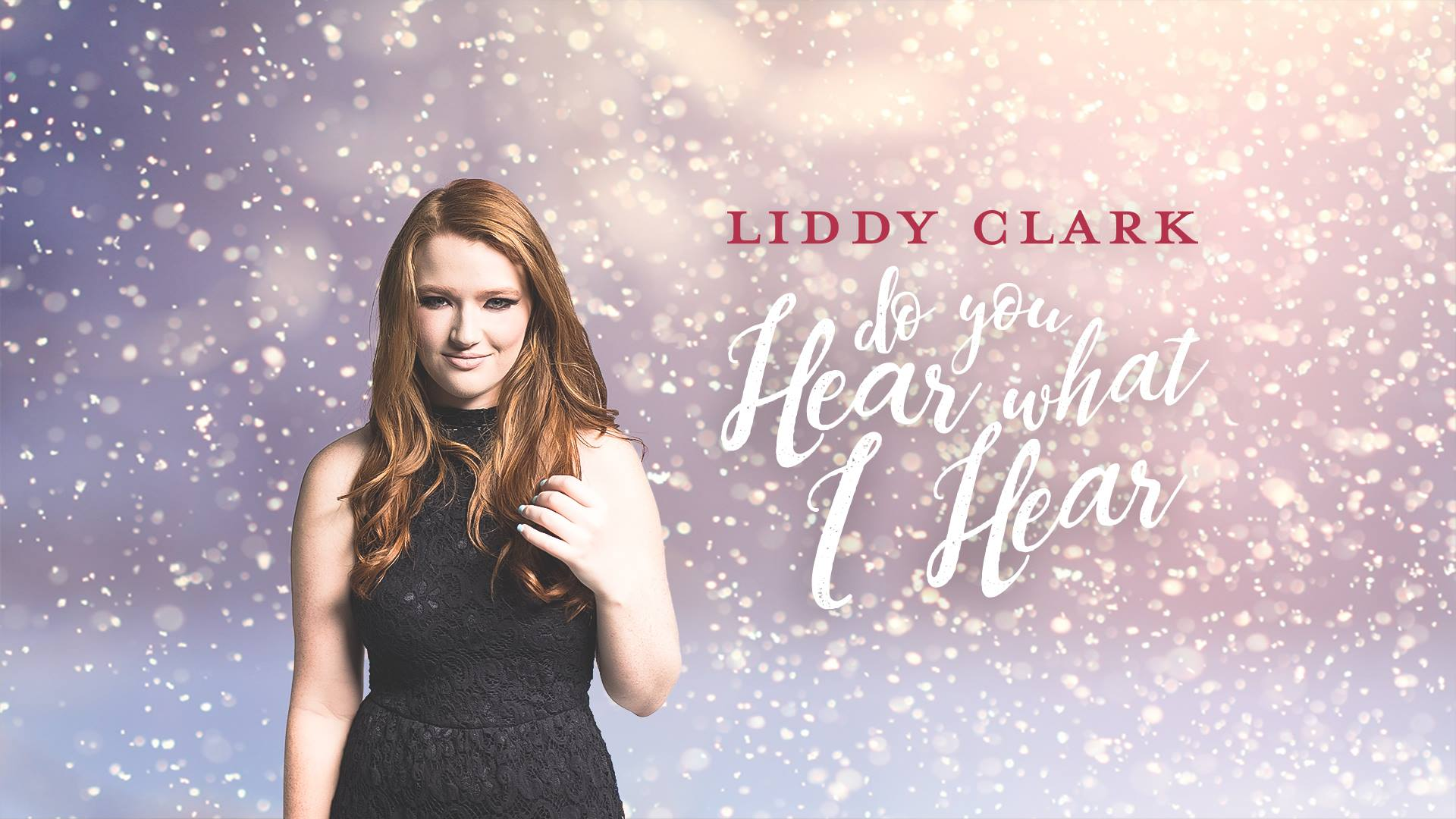 """6c5f2e3ff Liddy Clark Releases Her Stunning Version of The Christmas Classic """"Do You  Hear What I Hear""""."""