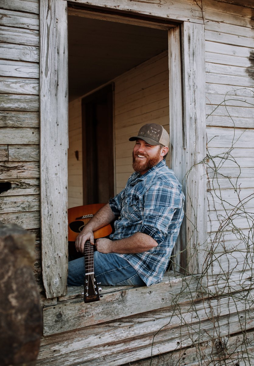 Interview: Heath Sanders on his amazing journey from Oil Field Worker to Country artist, Support from Bobby Bones, his song Bloodline and more