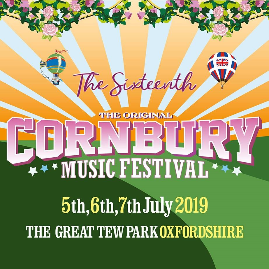 The Shires Play Cornbury Festival in July – Get tickets to one of