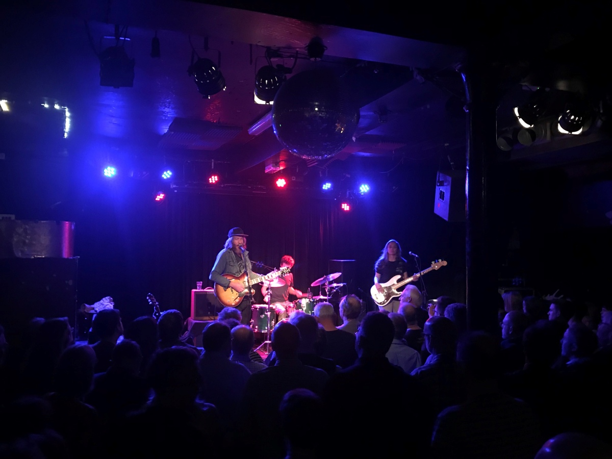 William The Conqueror – Live in London   ***** - Review